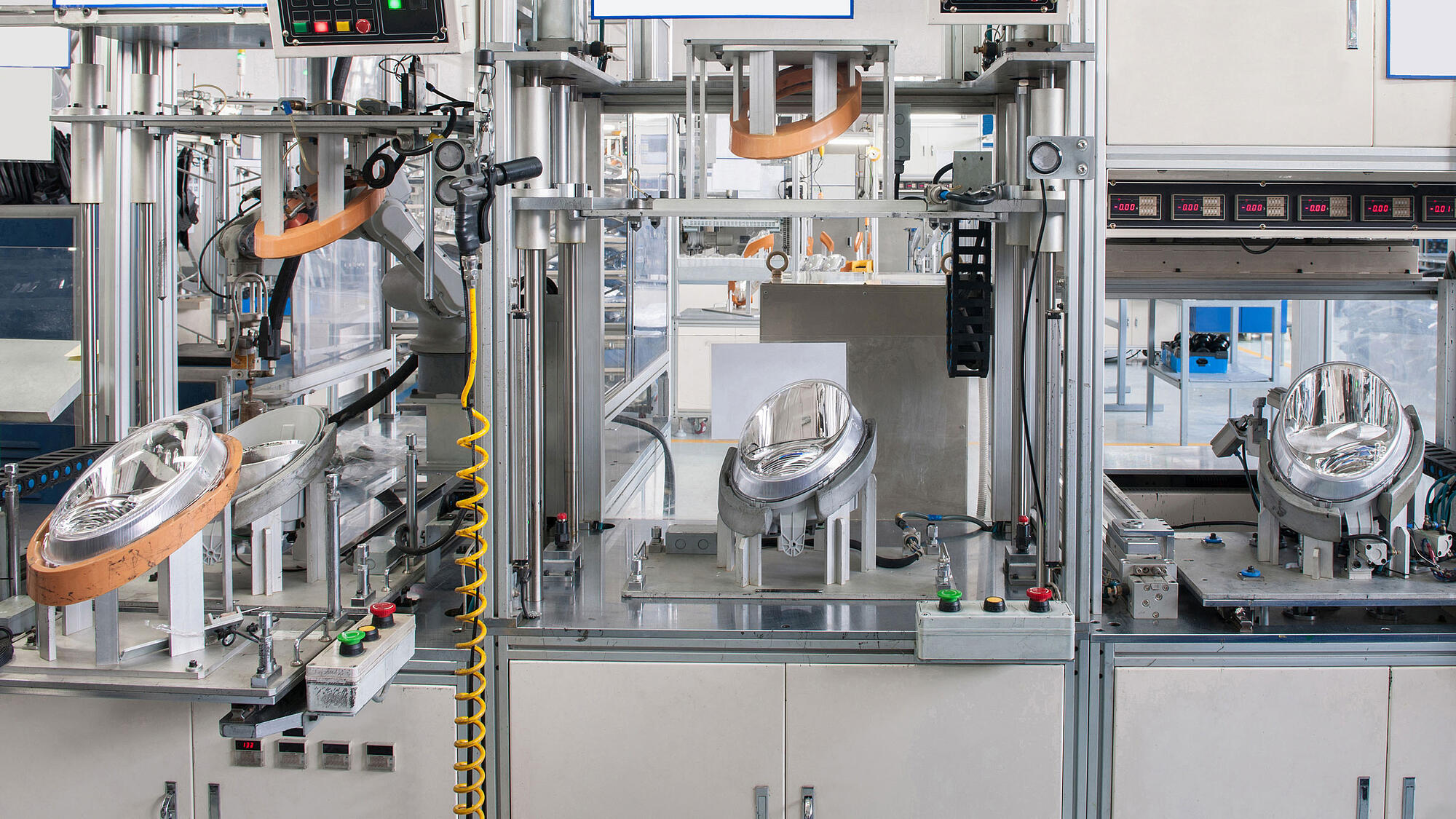 Automotive manufacturing maximizes quality and operational efficiency