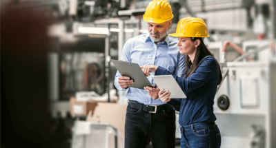 Collaboration to improve production scheduling