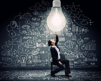 """IIoT and Manufacturing light bulb"""""""