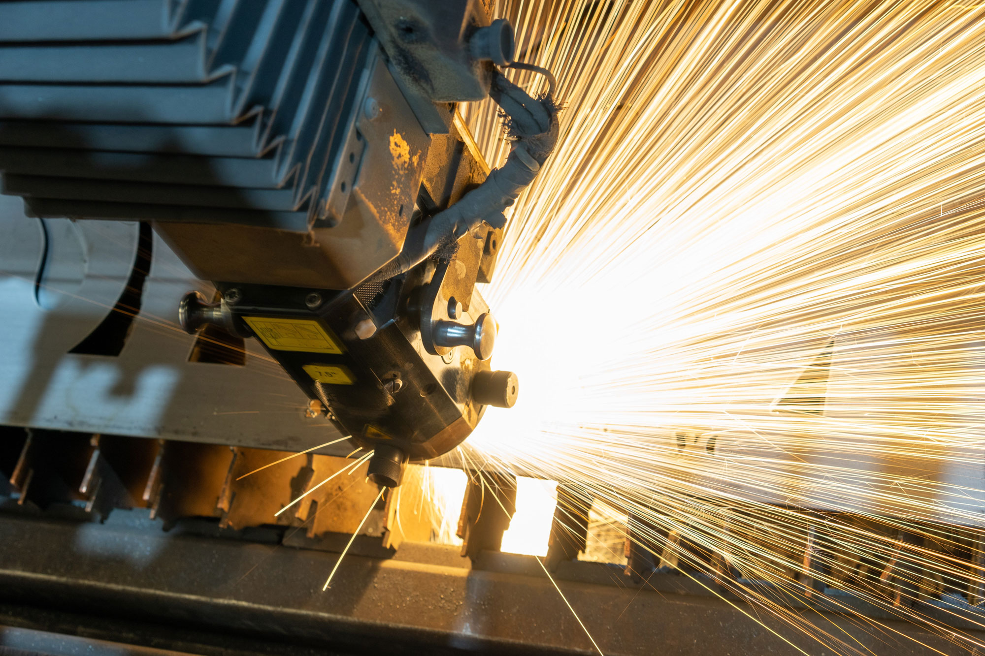 Metals manufacturing and metal parts manufacturing