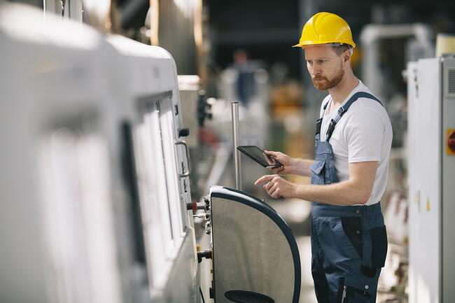 Manufacturing cybersecurity