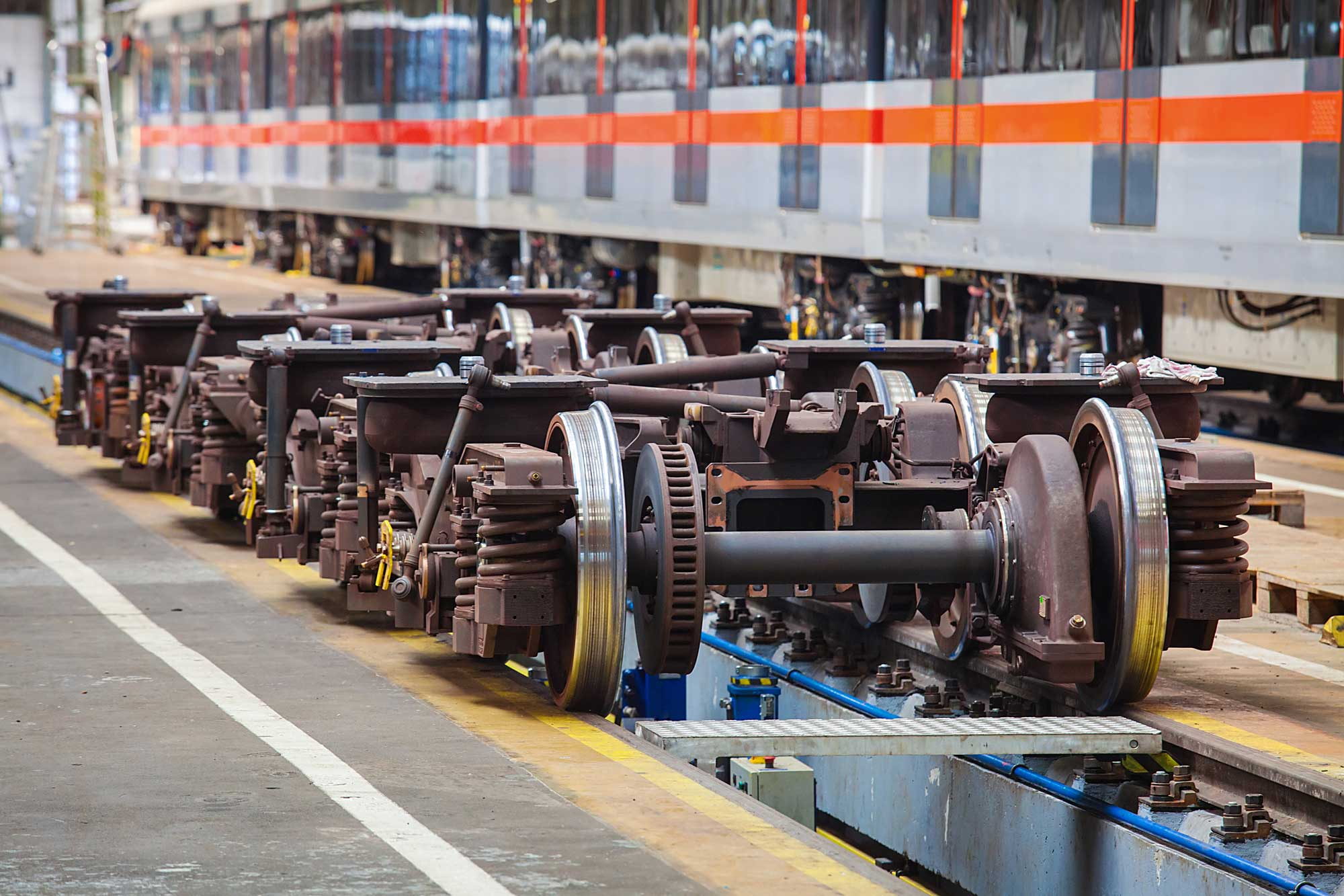 Heavy equipment manufacturing has unique operational performance challenges
