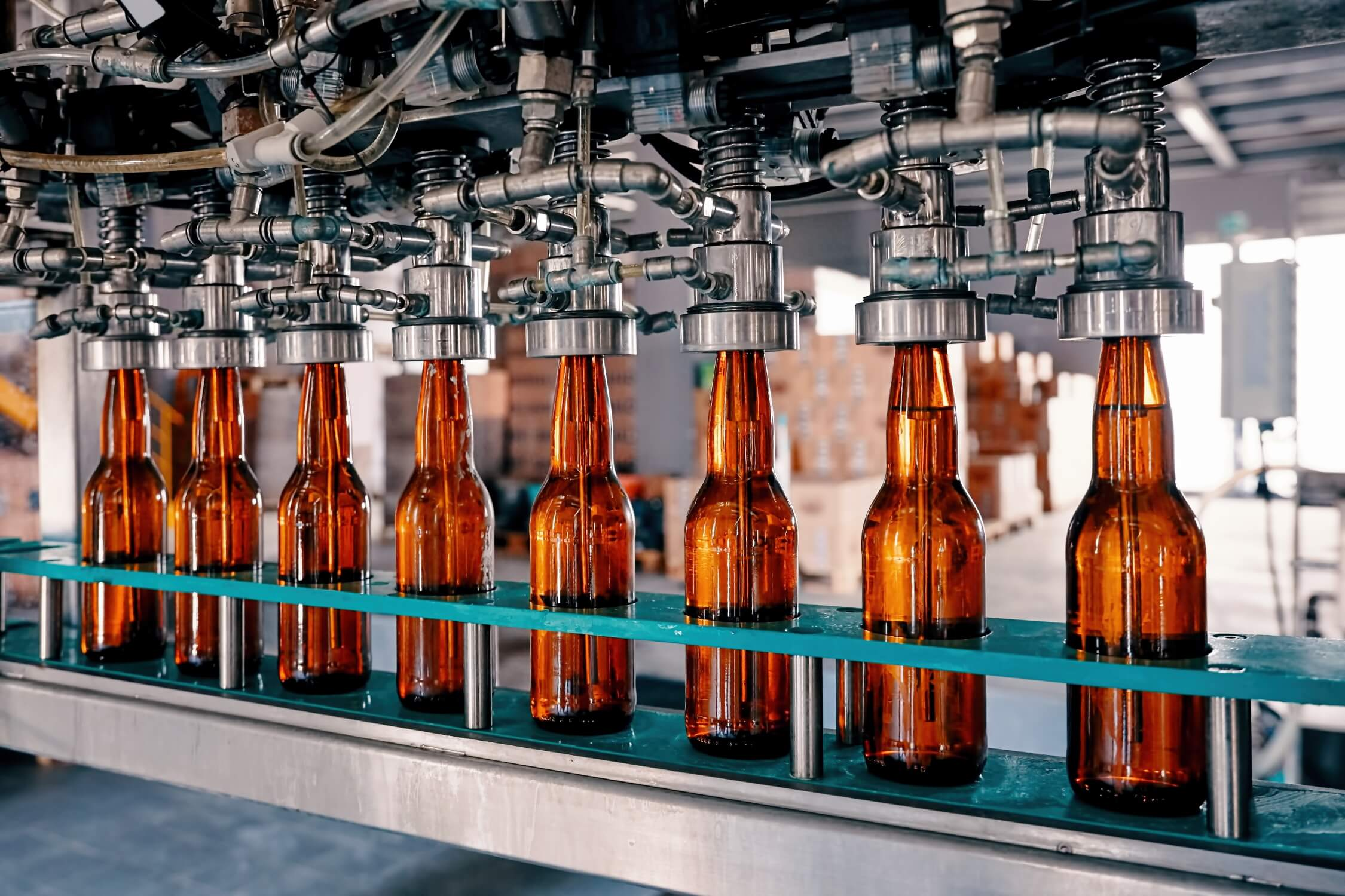 Food and beverage manufacturing faces firece competition